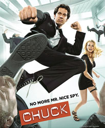 Chuck 2 сезон