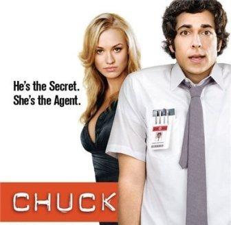 Chuck 1-ый сезон